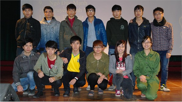 Lễ tổng kết và chia tay du học sinh kỳ tháng 4-2014