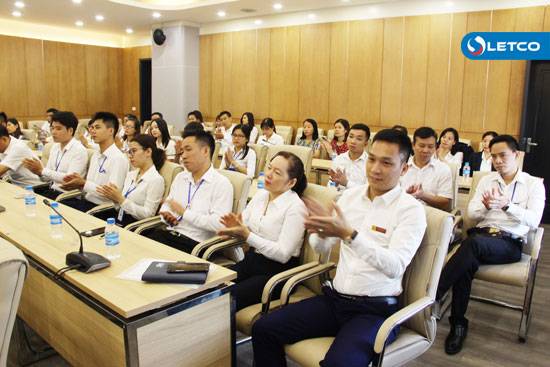 Hội nghị Người quản lý, Người lao động năm học 2018 – 2019