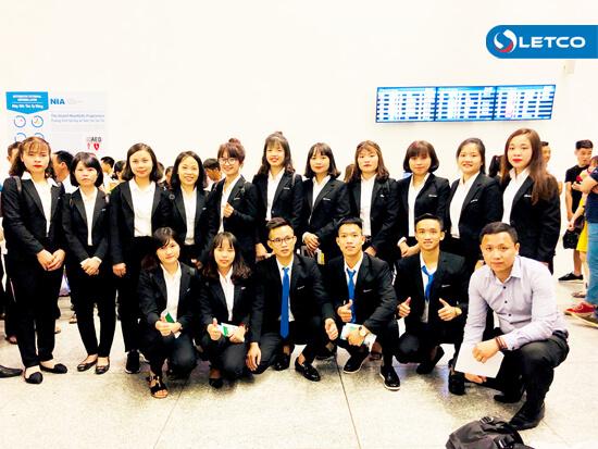 Tiễn 16 TTS Nghiệp đoàn Asia xuất cảnh ngày 29/05