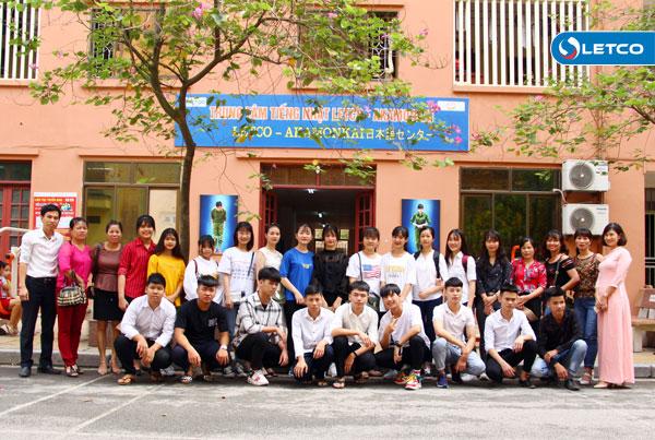 Hội thảo giới thiệu các chương trình của LETCO với học sinh trường THPT Hương Cần và THPT Trung Nghĩa, tỉnh Phú Thọ