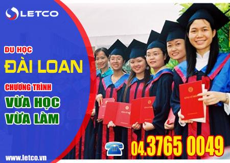Du học Đài Loan 2016 cùng LETCO nhiều ưu đãi hấp dẫn