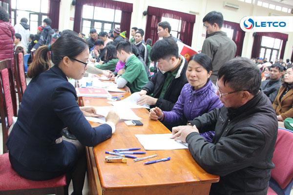 111 Thực tập sinh Nhật Bản ký hợp đồng xuất cảnh