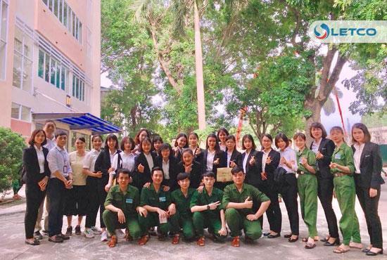 13 TTS Công ty Murata Sangyo, Nghiệp đoàn FJB xuất cảnh