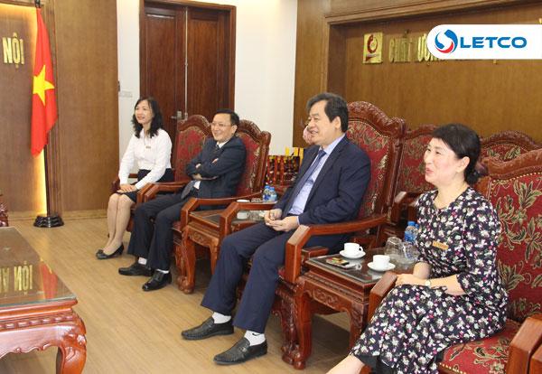 Ký MOU hợp tác đào tạo với Trường CĐ Kunjang, Hàn Quốc