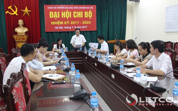 dai hoi chi bo cong letco nhiem ky 2017 2020