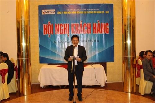 LETCO tổ chức Hội nghị khách hàng năm 2014