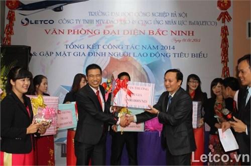 Văn phòng đại diện Bắc Ninh tổng kết công tác năm 2014
