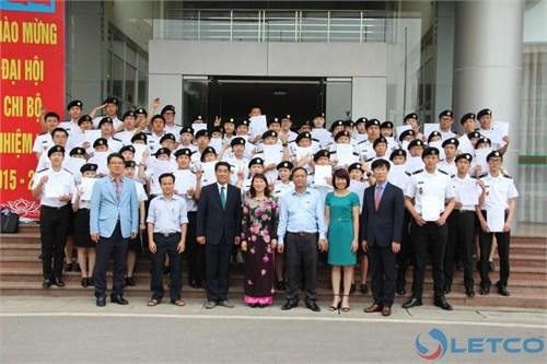 Bế giảng và trao Giấy chứng nhận kết thúc khóa đào tạo cho sinh viên ĐH Keijeon, Hàn Quốc