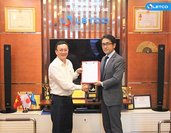Ký hợp đồng hợp tác với Văn phòng luật Takano Office
