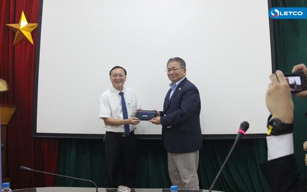 Tiếp đoàn Nghị sĩ tỉnh Fukuoka (Nhật Bản)