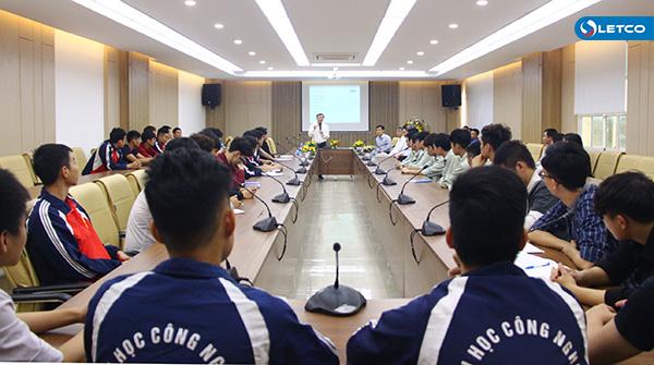 Nhiều vị trí việc làm hấp dẫn tại Công ty EPS dành cho sinh viên Khoa Cơ khí, ĐHCN Hà Nội