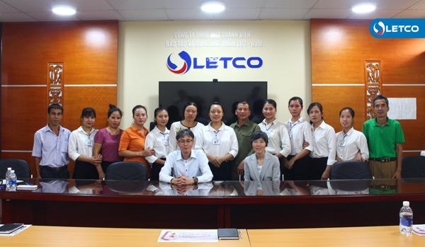 Công ty Arimento (Nhật Bản) gặp mặt gia đình TTS