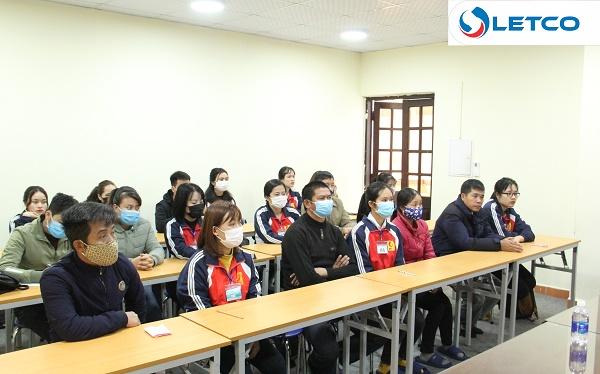 Giới thiệu về Nghiệp đoàn Nishinihon cho gia đình TTS trúng tuyển
