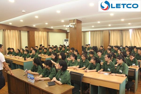 Chương trình thực tập trước xuất cảnh dành cho Thực tập sinh LETCO
