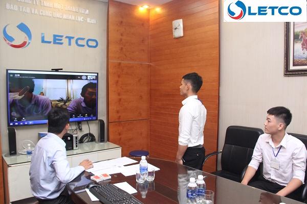 Thi tuyển Công ty Sankyo Gomu - Nghiệp đoàn Digital