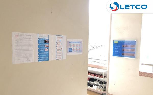Triển khai công tác phòng dịch cúm virus Corona