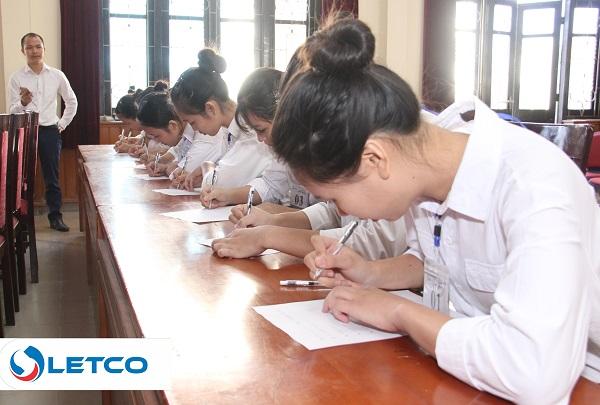 Thi tuyển lớp ITM S vào Nghiệp đoàn Nishinihon