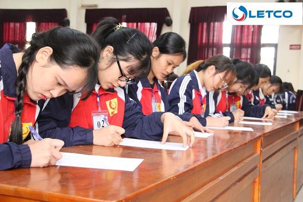 Sinh viên ĐHCNHN tham gia chương trình TTS 1 năm