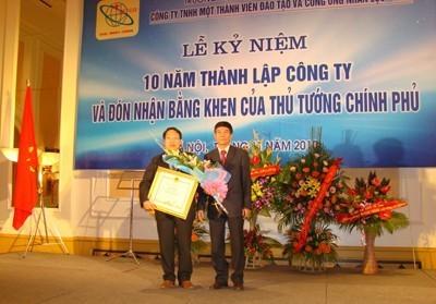 Công ty LETCO tổ chức kỷ niệm 10 năm thành lập
