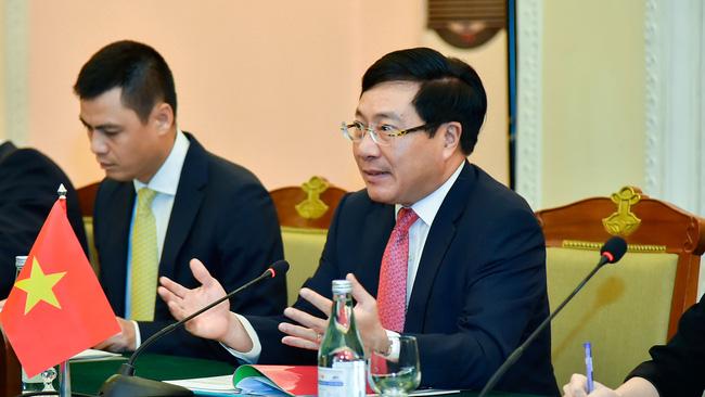 Sớm gia hạn Bản ghi nhớ về phái cử và tiếp nhận lao động sang làm việc tại Hàn Quốc - Ảnh 1.