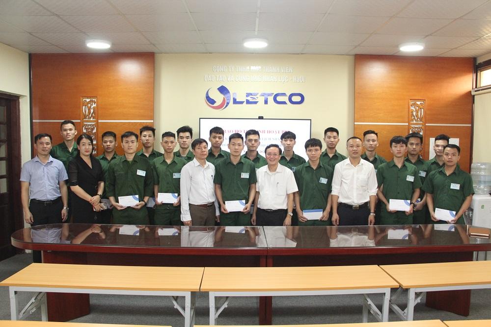 LETCO hỗ trợ sinh hoạt phí cho NLĐ bị lùi lịch nhập cảnh do ảnh hưởng của Covid-19