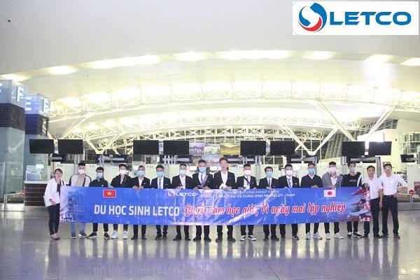 144 du học sinh LETCO đã xuất cảnh trong tháng 11/2020