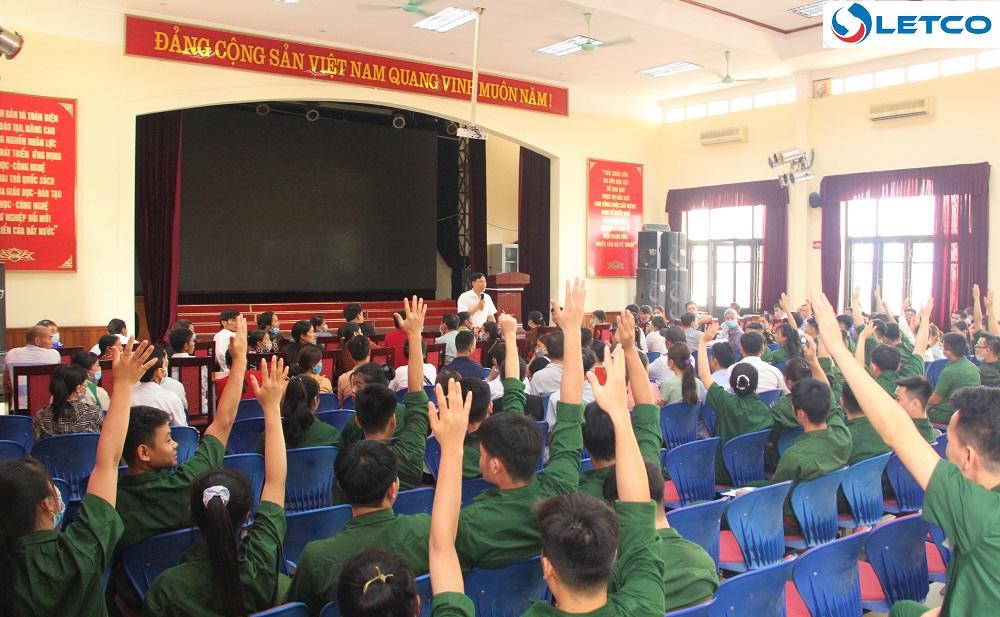 Ký hợp đồng bảo lãnh cho 86 thực tập sinh Nhật Bản đỗ chính thức của quý I năm 2021