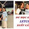 LETCO hoàn tất thủ tục xuất cảnh cho du học sinh đầu tiên tại Việt Nam