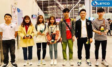 [04/03/2019] 07 DHS trường AJOU, Hàn Quốc xuất cảnh