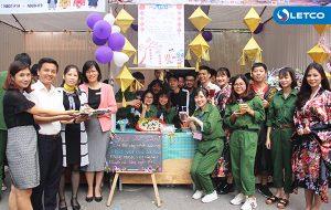 """Chương trình """"Ẩm thực Nhật – Hàn"""" tại LETCO"""