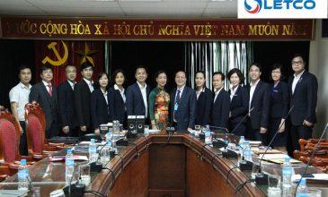 Chi bộ công ty LETCO tổ chức Đại hội nhiệm kỳ 2020-2023