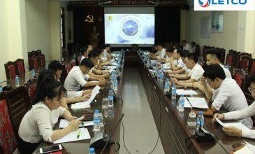 Tập huấn chương trình lao động, kỹ thuật viên làm việc tại Nhật Bản