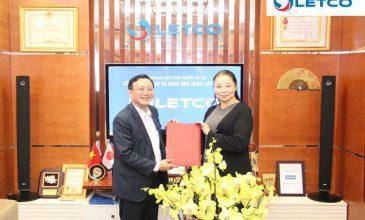 Ký hợp đồng với Nghiệp đoàn SUKEA về hợp tác phái cử Thực tập sinh