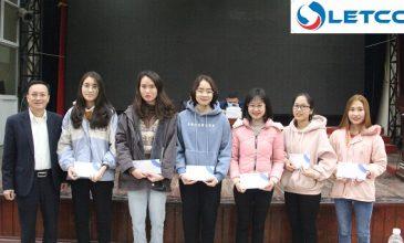 LETCO ký hợp đồng xuất cảnh cho 52 Thực tập sinh Nhật Bản