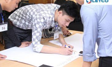 Phần thi Tham luận cho đơn hàng Công ty Kawamura