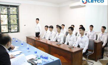 04 Kỹ thuật viên trúng tuyển vào công ty Fujiden & Chun