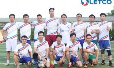 FC LETCO thúc đẩy phong trào rèn luyện thể thao nâng cao sức khỏe CBNV