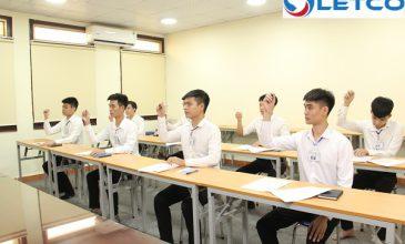 8 ứng viên tham gia thi tuyển vào Công ty IKAI – NĐ TOSEI