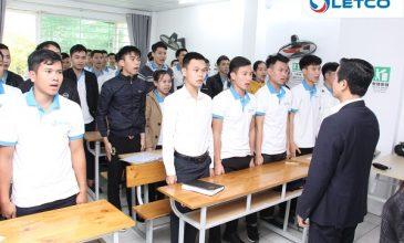 Khai giảng lớp học tiếng Nhật khóa N20_03A1