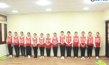 14 nữ ứng tuyển vào chương trình thực tập Nhật Bản sinh 3 năm