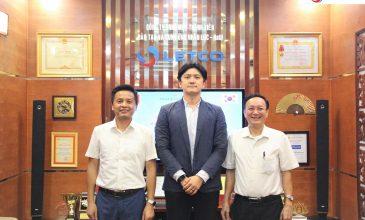 Tập đoàn Hyundai có chuyến thăm và làm việc với công ty LETCO về việc mở rộng hợp tác Cung ứng nguồn nhân lực Việt Nam