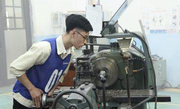 Tuyển thực tập sinh Nhật Bản nghề TIỆN