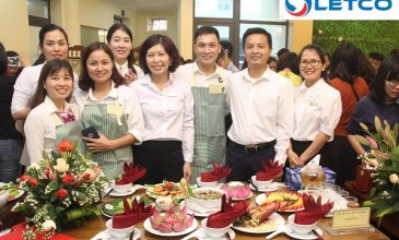 Hội thi chào mừng kỷ niệm 90 năm ngày thành lập Hội liên hiệp Phụ nữ Việt Nam