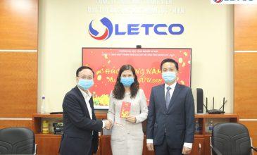 Công ty LETCO chào đón Xuân Tân Sửu 2021