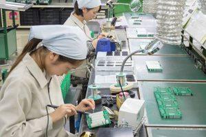 TB161 Lắp ráp kiểm tra linh kiện điện tử