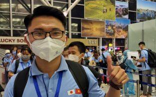 Nhật Bản bắt đầu tiếp nhận trở lại lao động Việt Nam