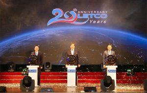 Lễ kỷ niệm 20 năm thành lập công ty LETCO
