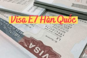 TB151 Tuyển LĐ Hàn Quốc (Visa E7)