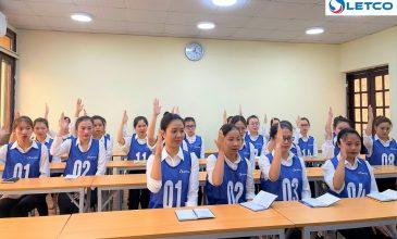 Tỷ lệ đỗ 76% cho đơn hàng tuyển Thực tập sinh Nhật Bản